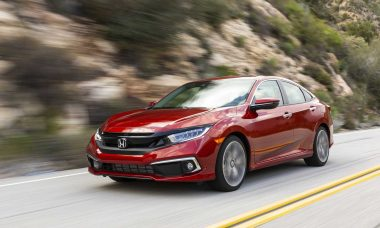 Honda Civic Touring 2019 (EUA)