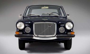 O prestígio da Volvo 164 - 1960 celebra seu 50º aniversário