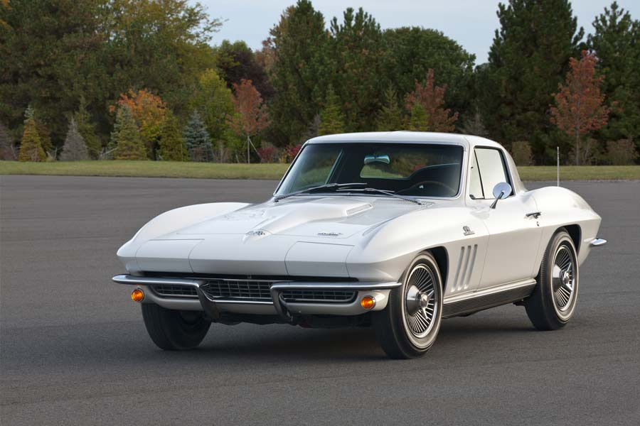 1966 Chevrolet Corvette Sting Ray Coupe