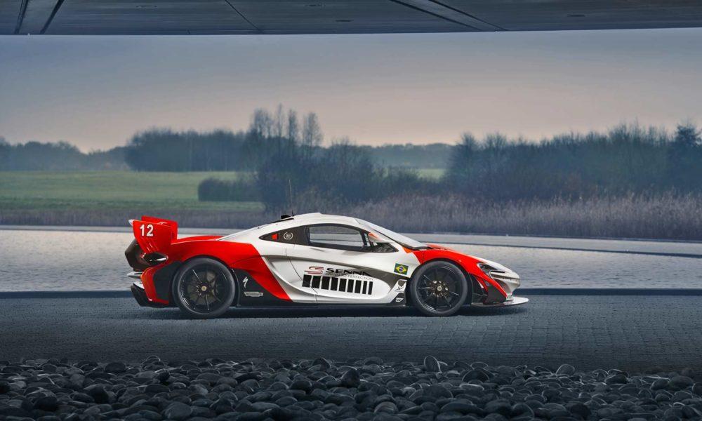 Cores do patrocinador da McLaren, Marlboro