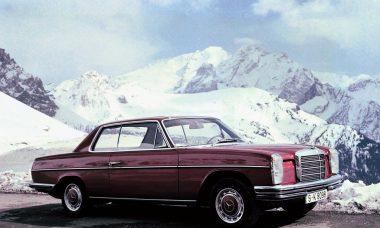 """Mercedes-Benz """"Stroke 8"""" coupé série W 114"""