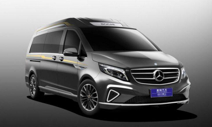 Italdesign transforma van da Mercedes em escritório de luxo