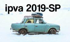 IPVA 2019 São Paulo - já disponível para consulta e pagamento