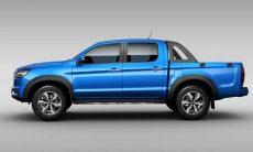 JAC lançará picape média para brigar com Fiat Toro