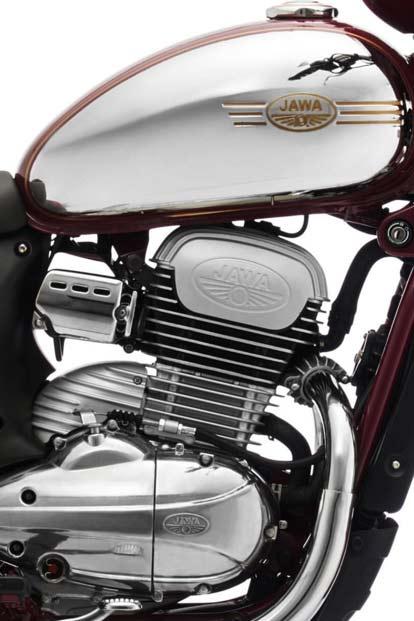 Motor DOHC de 293cc