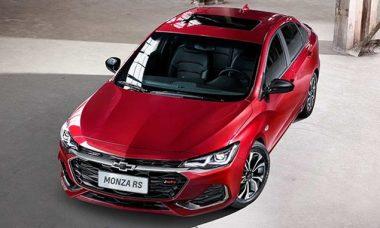 Chevrolet Monza 2019 retorna oficialmente
