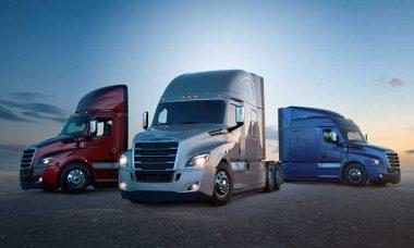 Daimler Trucks vende bem mais de 500.000 caminhões em 2018