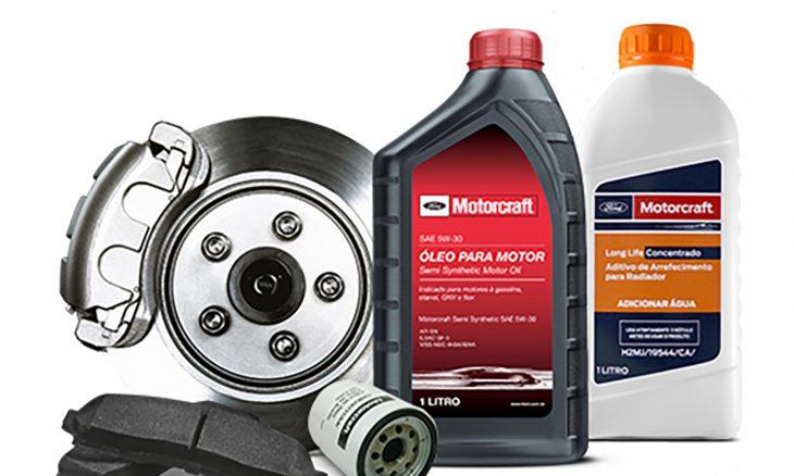 Ford lança canal oficial de venda de peças e acessórios no Mercado Livre