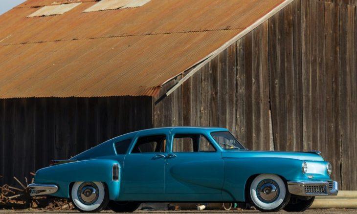 Tucker, um dos carros mais raros do mundo está à venda