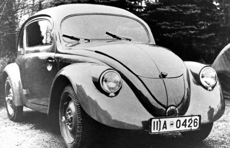 Protótipo do fusca 1938
