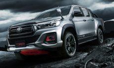 Toyota lança Hilux Black Rally Edition 2019, nova série especial