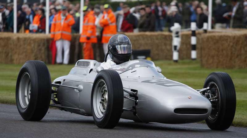 Porsche 804: o único vencedor da corrida de F1 da Porsche