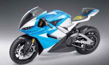 Moto elétrica Lightning faz de 160 aos 240 km/h em dois segundos