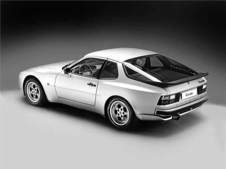 Porsche 944  - 1986