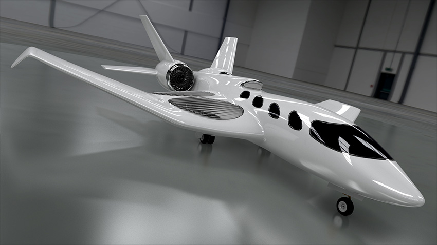 Vertical Business Jet 1 (VBJ1)