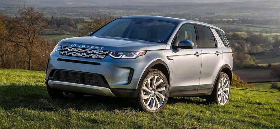 """O único automóvel que não pôde ser """"furtado"""" durante o teste foi o Land Rover Discovery"""