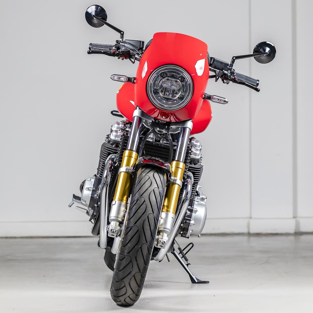 Edição limitada de 54 motos