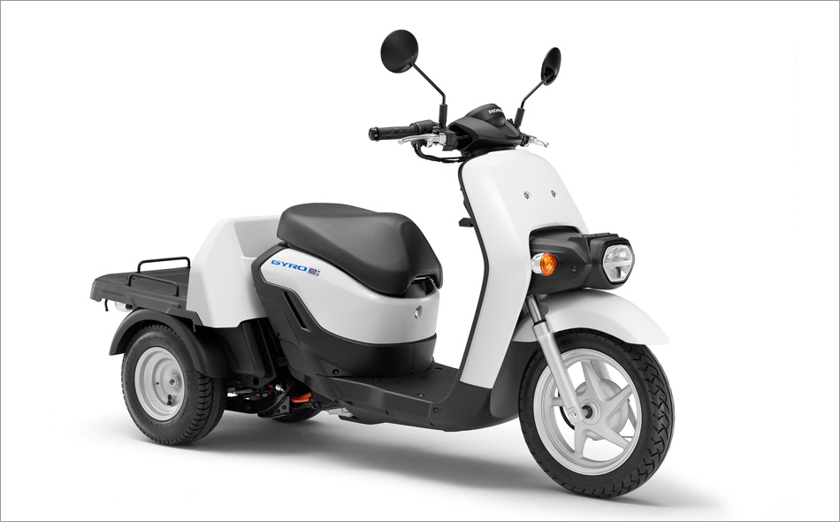Honda Gyro e
