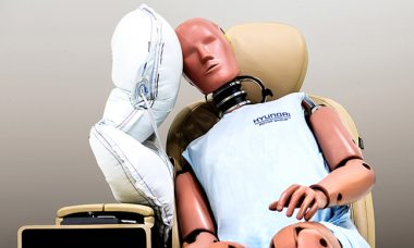 Airbag central da Hyundai