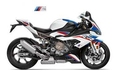 """BMW Motorrad regista a letra """"M"""" em alguns modelos de motos"""
