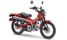 """Honda revive o """"Trail Cub"""" com o conceito CT125"""