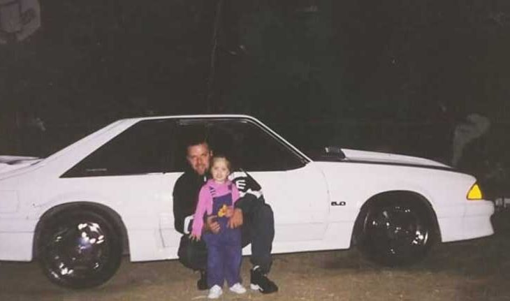 Americano se emociona ao recuperar Mustang que precisou vender há 17 anos