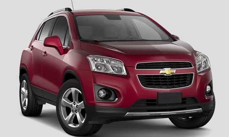 Chevrolet convoca proprietários de veículos Chevrolet Tracker modelos 2015 a 2018 para recall