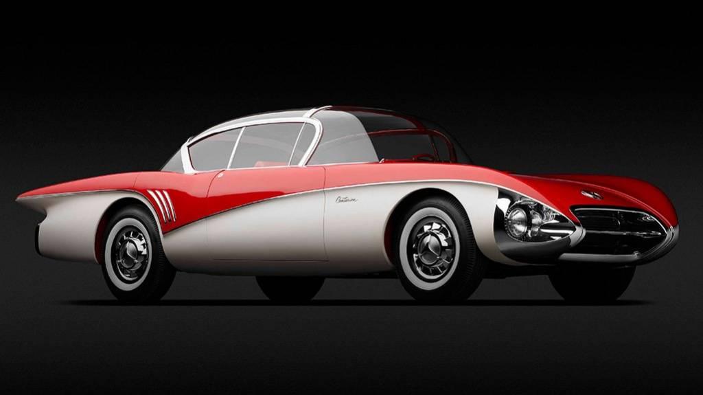Buick Centurion, de 1956