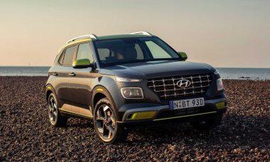 Para enfrentar Ford EcoSport, Kia terá versão própria do Hyundai Venue