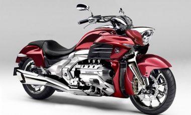 Honda Japão aresenta a nova geração Valkyrie Rune 1800 para 2020