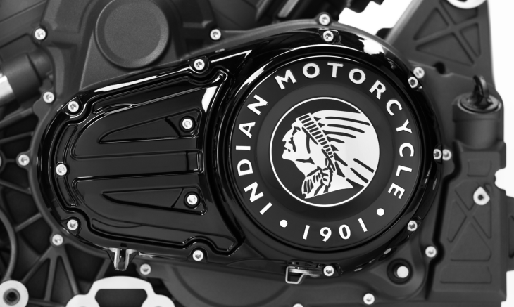 Indian estreia novo motor PowerPlus V-Twin de 120cv