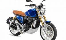 Moto conceito - P2x Café Racer