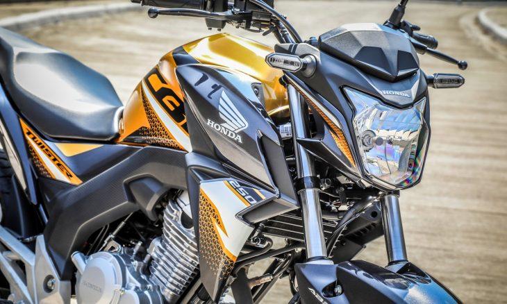 Honda CB 250F Twister 2020 volta a ter a cor amarela, veja o preço