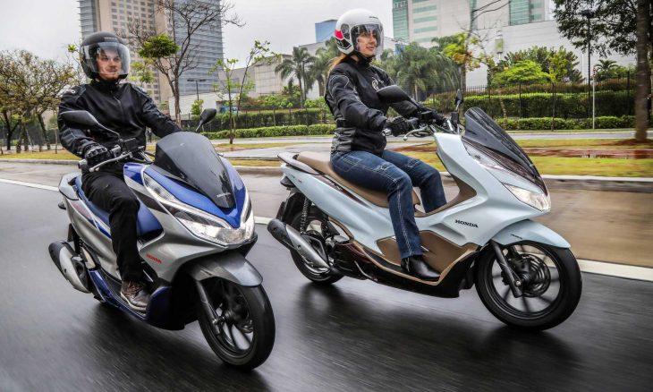 Honda PCX 150 2020 chega às lojas a partir de R$ 11.990
