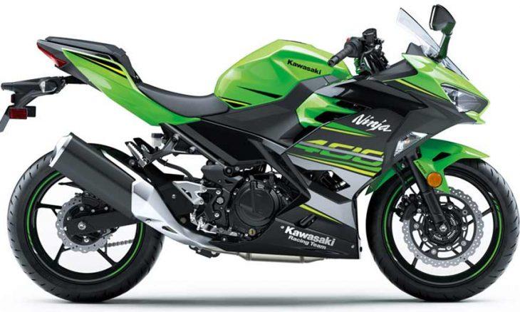 Kawasaki Ninja 400 é chamada para recall por possível defeito na roda traseira