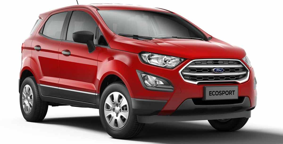 Ford Ecosport SE Direct (PcD)