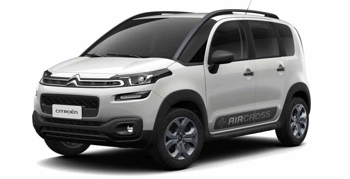 Citroën Aircross Live Business (PcD)
