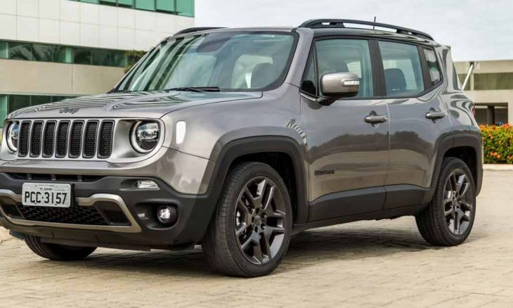 Jeep Renegade 1.8 AT (PcD)