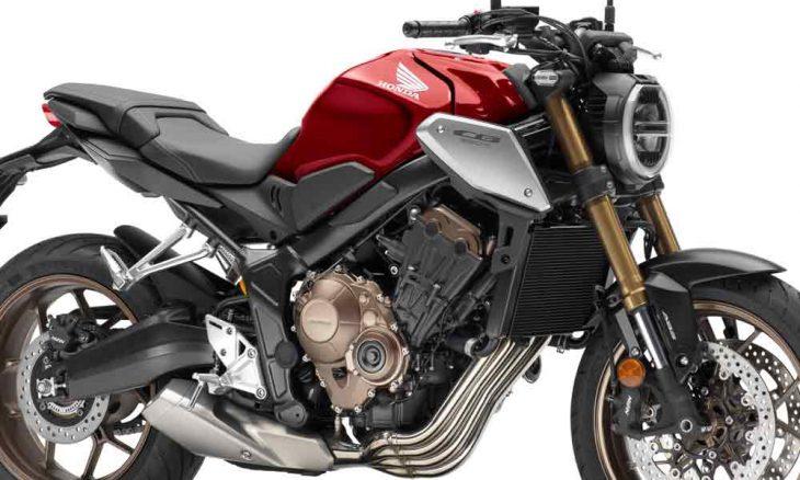 Honda apresenta novas CB 650R e CBR 650R no Salão Duas Rodas