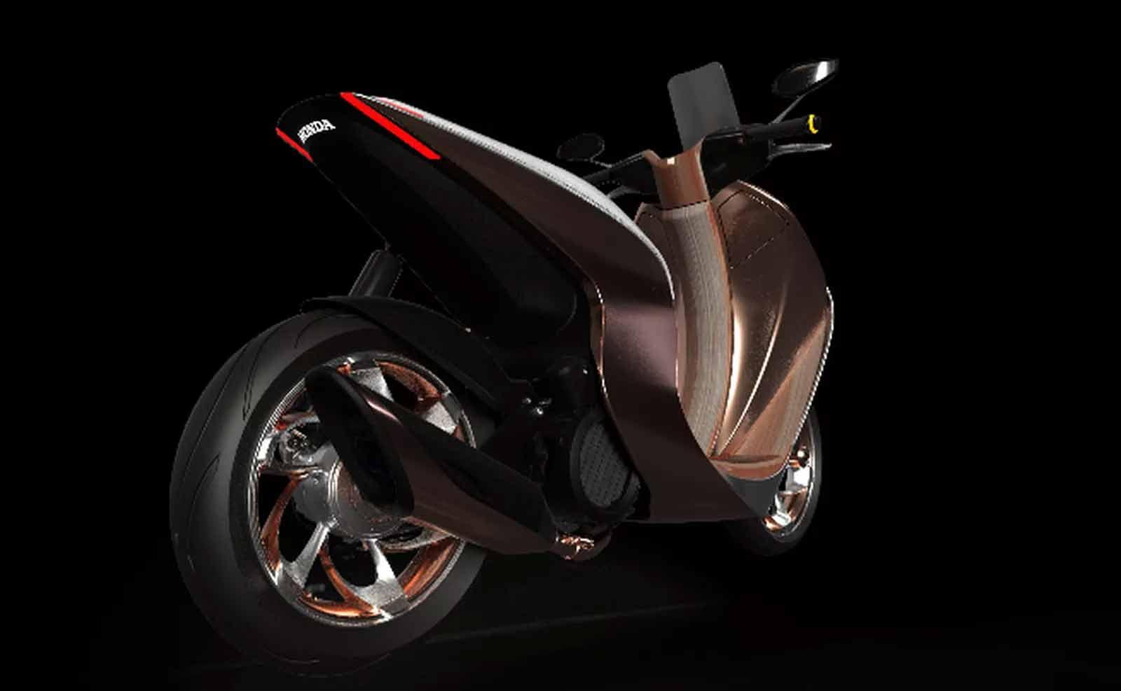 Honda cria conceito de 'scooter para mulheres' para o Salão Duas Rodas 2019