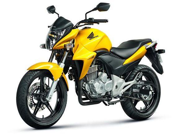 Honda CB 300R (Divulgação)