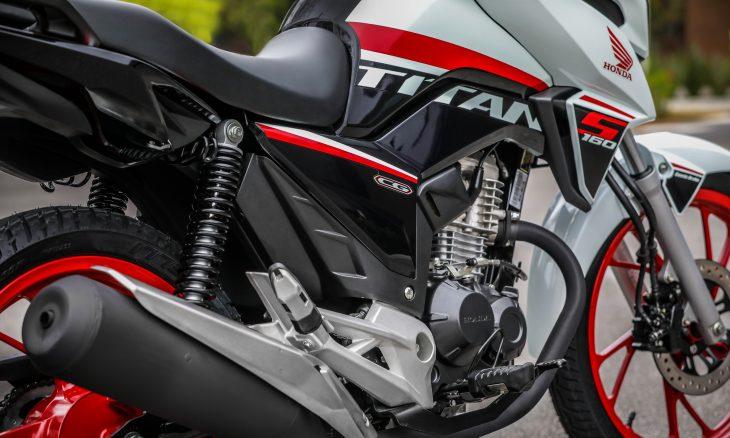Honda CG 160 Titan S