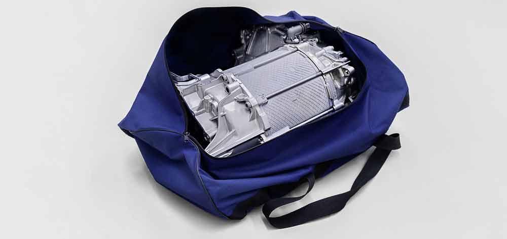 O novo motor do Volkswagen ID.3 cabe em uma sacola e desenvolve 204 cv