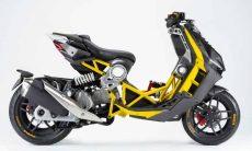 Italjet Dragster um dos scooters mais radicais da EICMA 2019