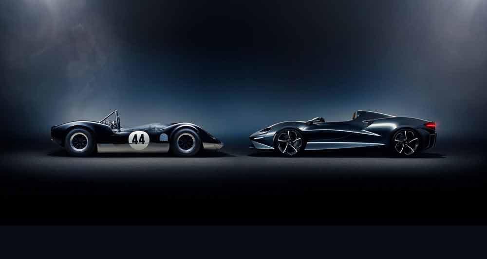 Foram desenvolvidos a partir dos carros Can-Am que a McLaren correu com enorme sucesso no final dos anos 1960.