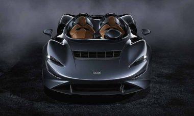 Novo McLaren Elva, um brinquedo de 804 cv e sem para-brisa