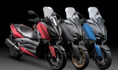 Yamaha XMAX ABS