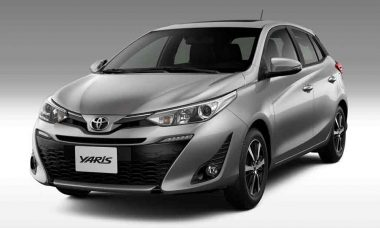 Black Friday: Toyota Yaris tem taxa 0% e 1ª parcela depois do Carnaval