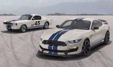 Ford lança versão especial que homenageia Mustang Shelby de 1965