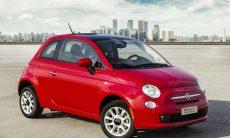 Fiat 500 é chamado para recall por risco de ruptura do cabo da transmissão